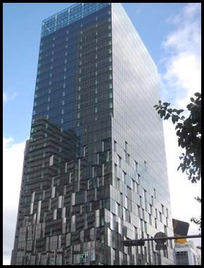 大阪富国生命ビル外観 大阪富国生命ビルについて 大阪富国生命ビル